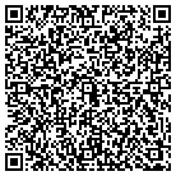 QR-код с контактной информацией организации АНГОРА ТД