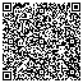 QR-код с контактной информацией организации ООО ЛАНГУСТ