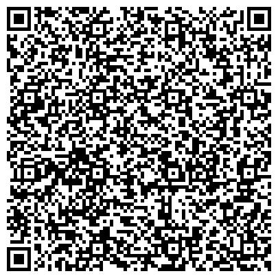 QR-код с контактной информацией организации ВО ИМЯ ПРАВЕДНОГО ИОАННА КРОНДШТАДСКОГО И ПРЕПОДОБНОГО СЕРГИЯ РАДОНЕЖСКОГО ПРИХОД
