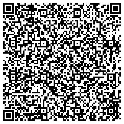 QR-код с контактной информацией организации ШВЕЙНЫЙ ЦЕХ ПО ПРОИЗВОДСТВУ МЕДИЦИНСКОЙ ОДЕЖДЫ, ИП САЗОНОВ И.А.