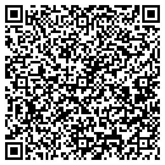 QR-код с контактной информацией организации КУРГАНКНИГА, ЗАО