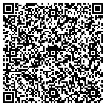 QR-код с контактной информацией организации КОМАНДОР МАГАЗИН
