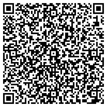 QR-код с контактной информацией организации ВИЗАВИ-ЦЕНТР, ЗАО