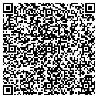 QR-код с контактной информацией организации БИБЛИОТЕКА ИМ. ЧЕХОВА