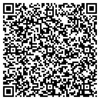 QR-код с контактной информацией организации ПИНГВИН МАГАЗИН