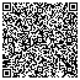 QR-код с контактной информацией организации TOP-CAR