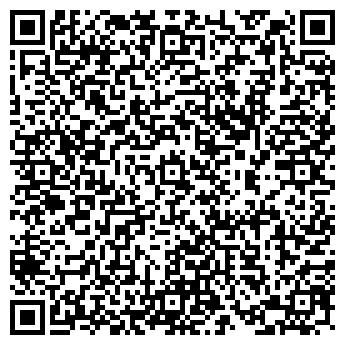 QR-код с контактной информацией организации КНИГИ ДЛЯ ВАС МАГАЗИН