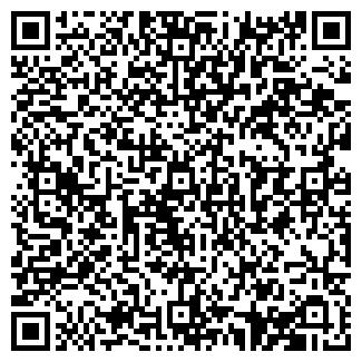 QR-код с контактной информацией организации TG FRIDAY