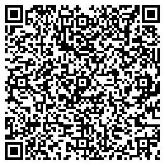 QR-код с контактной информацией организации РС МЕГАПОЛИС