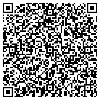 QR-код с контактной информацией организации СПОРТШКОЛА
