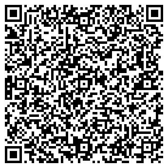 QR-код с контактной информацией организации ЛЕОПОЛЬД КЛУБ