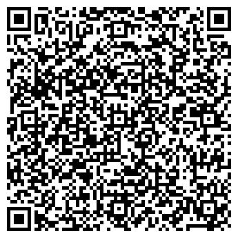 QR-код с контактной информацией организации ДЮСШ №6 АТЛЕТ МОУ ДОД