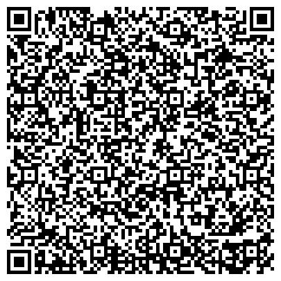QR-код с контактной информацией организации ОТДЕЛ ВНЕВЕДОМСТВЕННОЙ ОХРАНЫ ПРИ ОВД ПО ЛЕНИНСКОМУ РАЙОНУ Г.МАГНИТОГОРСКА