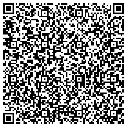 QR-код с контактной информацией организации ОТДЕЛ ВНЕВЕДОМСТВЕННОЙ ОХРАНЫ ПРИ ОВД ПО ПРАВОБЕРЕЖНОМУ РАЙОНУ Г.МАГНИТОГОРСКА