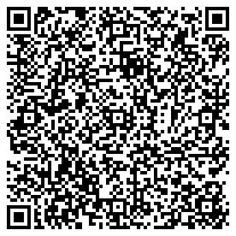 QR-код с контактной информацией организации ПЯТЬ ЗВЕЗД МК
