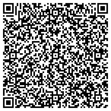 QR-код с контактной информацией организации СЕЗОН МАГАЗИН, ИП СЕРГЕЕВА Л.М.