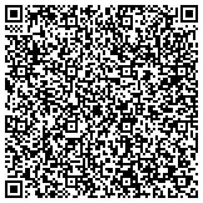 QR-код с контактной информацией организации ПРЕДПРИЯТИЕ ТЕХНОЛОГИЧЕСКОГО ТРАНСПОРТА И СПЕЦИАЛИЗИРОВАННОЙ ТЕХНИКИ