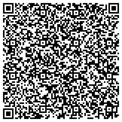 QR-код с контактной информацией организации ЭЛЕКТРИЧЕСКИЕ СЕТИ РАЙОННЫЕ