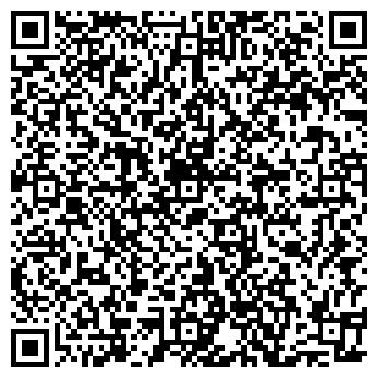 QR-код с контактной информацией организации КЛЮЧ БАЗА