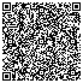 QR-код с контактной информацией организации ОАО ЮГАНСКНЕФТЕГАЗ