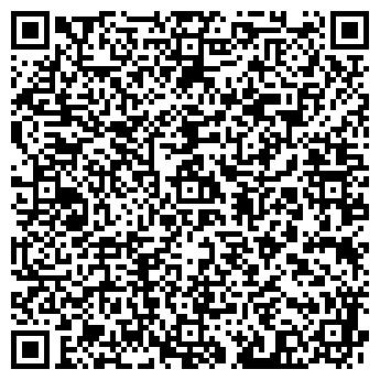 QR-код с контактной информацией организации РОМАШКА ЯСЛИ-САД