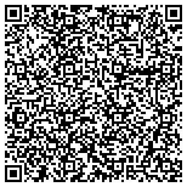 QR-код с контактной информацией организации ЭТАЖИ ПЛЮС