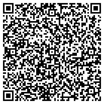 QR-код с контактной информацией организации МЕЛАНФЕД ЗАО