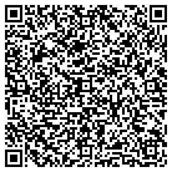 QR-код с контактной информацией организации ООО ТОРГТЕХНИКА