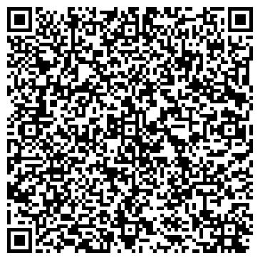 QR-код с контактной информацией организации БЕРЕЗКА МАГАЗИН № 418