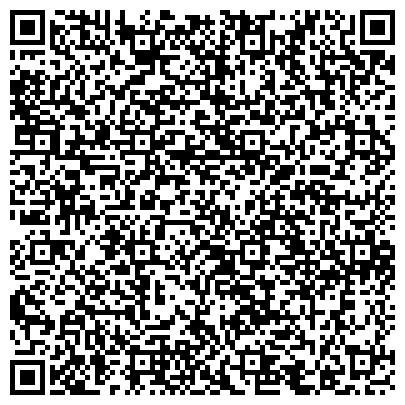 QR-код с контактной информацией организации ЛЕСХОЗ ХАНТЫ-МАНСИЙСКОГО УПРАВЛЕНИЯ ЛЕСАМИ