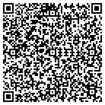 QR-код с контактной информацией организации ЗАО МЕРИДА