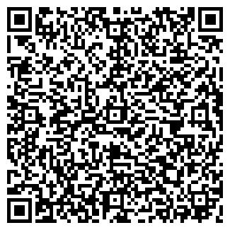 QR-код с контактной информацией организации БИСЕР, ООО