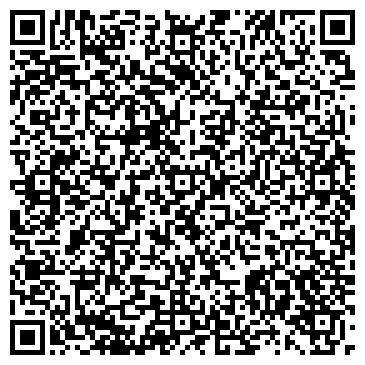 QR-код с контактной информацией организации НИЖНИХ СЕРЕГ ЦЕНТРАЛЬНАЯ РАЙОННАЯ БИБЛИОТЕКА