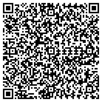 QR-код с контактной информацией организации ГРОМАДА, ООО