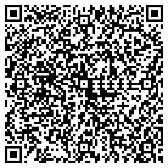 QR-код с контактной информацией организации ИЖЕН ПЛЮС