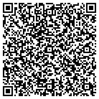 QR-код с контактной информацией организации ТЕХНОВЕНТ, ЗАО