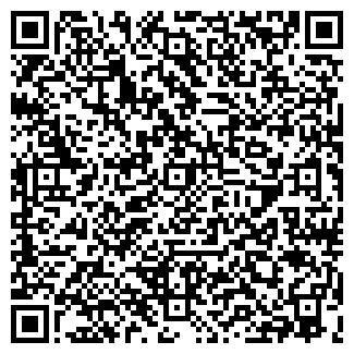 QR-код с контактной информацией организации КНИГИ, ООО