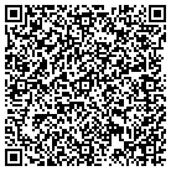 QR-код с контактной информацией организации ЯГУАР МАГАЗИН