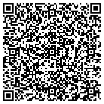 QR-код с контактной информацией организации ТАКСИ МЕЖГОРОД