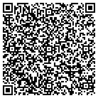 QR-код с контактной информацией организации ТКАНИ САЛОН-МАГАЗИН