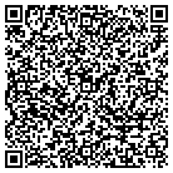 QR-код с контактной информацией организации ИНТЕРФЕЙС-ПЛЮС, ООО