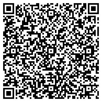 QR-код с контактной информацией организации ДЕДОГОР