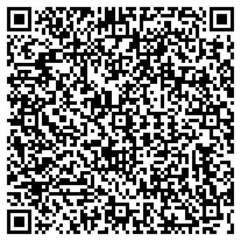 QR-код с контактной информацией организации ООО ТУРЭКСКОМ
