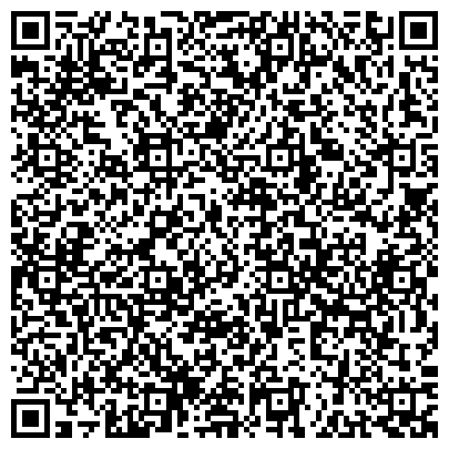 QR-код с контактной информацией организации ГБУЗ ГОРОДСКАЯ ПОЛИКЛИНИКА № 52 ДЗМ Филиал №1 (бывшая ГП №119)