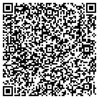 QR-код с контактной информацией организации АЗС № 1 СИБНЕФТЬ
