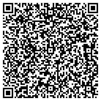 QR-код с контактной информацией организации ДЕТСКИЙ САД 'РЯБИНУШКА'