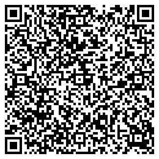 QR-код с контактной информацией организации ООО ДУБРАВА