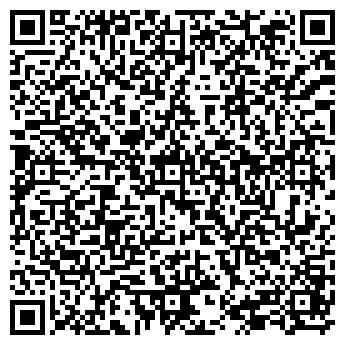 QR-код с контактной информацией организации КРАСКИ ПРАЗДНИКА