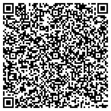 QR-код с контактной информацией организации ВЕТЕР ТУРИСТИЧЕСКАЯ КОМПАНИЯ