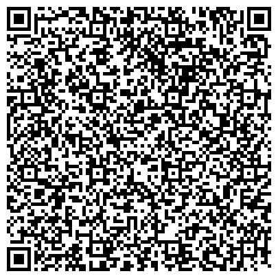 """QR-код с контактной информацией организации ПФ ГАОУ СПО """"Уральский радиотехнический колледж им. А.С. Попова"""""""